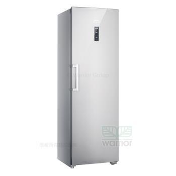 Haier海爾266公升直立單門無霜6尺2冷凍櫃 HUF-300