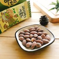 韓國湯姆農場-蜂蜜杏仁隨手包20包(30公克/包);2種口味任選