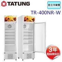 TATUNG大同 400公升直立式冷藏櫃 TR-400NR-W