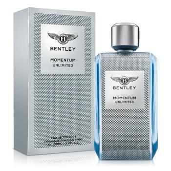 Bentley賓利 Momentum Unlimited 超越極限男性淡香水(100ml)-送品牌盥洗包