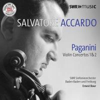 阿卡多演奏帕格尼尼第一第二號小提琴協奏曲