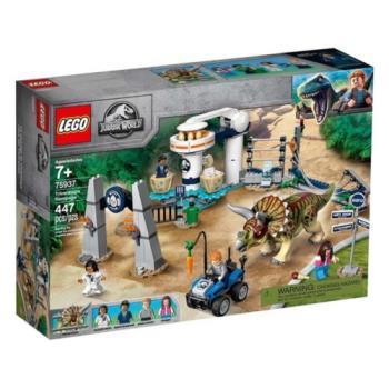 LEGO樂高積木 - 侏儸紀系列 75937 Triceratops Rampage