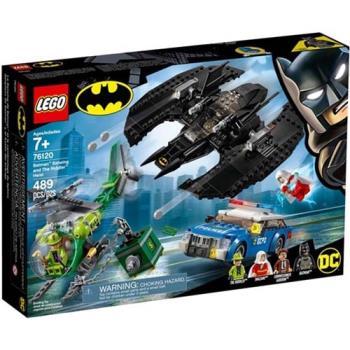 LEGO樂高積木 - SUPER HEROES 超級英雄系列 76120 Batman™ Batwing and The Riddler™ Heist