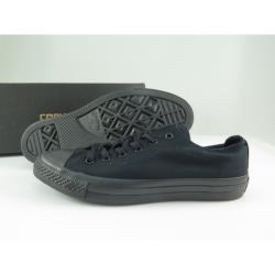 Converse 低筒 帆布鞋 休閒鞋 全黑 正品 iSport愛運動 M5039C 全尺碼
