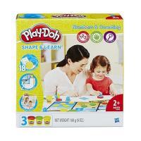 【 Play-Doh 培樂多黏土 】 數字學習遊戲組