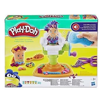 【 Play-Doh 培樂多黏土 】 理髮師遊戲組