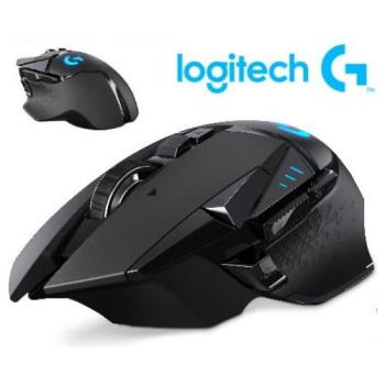 【Logitech 羅技】G502 LIGHTSPEED 高效能無線電競滑鼠 【贈萬用保溫袋】