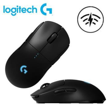 【Logitech 羅技】PRO 無線電競遊戲滑鼠 【買再送手機指環支架】