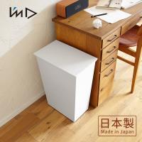 岩谷Iwatani 長型可分類掀蓋式垃圾桶(附輪)-36L
