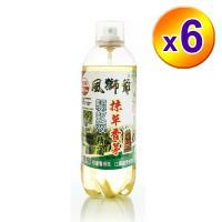 【風獅爺】抹草香茅精油噴霧450ML-6瓶