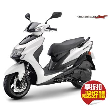 YAMAHA 山葉機車 CygnusX 新勁戰125碟煞- 超跑DNA -2020新車贈品