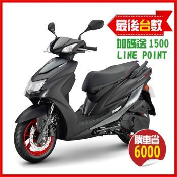 YAMAHA 山葉機車 CygnusX 新勁戰125碟煞-ABS 超跑DNA -2019新車