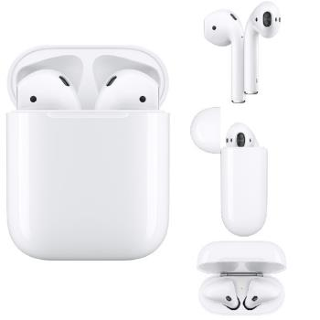 Apple 原廠 AirPods 無線藍牙耳機 MV7N2TA/A - 2019