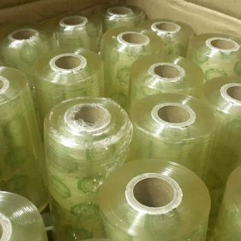 SHPC 透明塑膠包裝膜/PE膜/工業封箱膠膜/纏繞膜/棧板膜(6入1組)