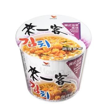 來一客 韓式泡菜風味杯12入/箱