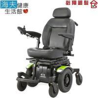 【海夫健康生活館】必翔 電動輪椅 羅賓漢/室外越障型(ROVI)