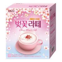 韓國春季限定 Damtuh 櫻花風味拿鐵 (23g*10包) x5盒