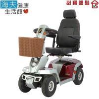 【海夫健康生活館】必翔 電動代步車 機能設計款(TE-9AS)