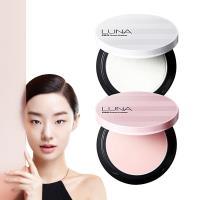 任-韓國LUNA HD柔焦高光感蜜粉餅(珍珠白)7g (粉盒X1+粉蕊7gX1+粉撲X2) 即期良品 效期2020.05.14