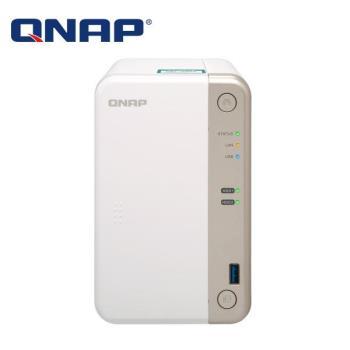 QNAP TS-251B-4G 網路儲存伺服器