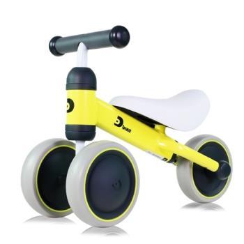 D-bike mini 寶寶滑步平衡車 (YELLOW)