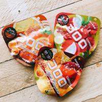 日本【味覺糖】KORORO超真實Q彈軟糖12包;3種口味任選(橘子/蘋果/荔枝)