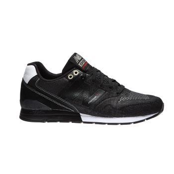 NEW BALANCE 996 復古 慢跑鞋 (男鞋) MRL996FS (黑)