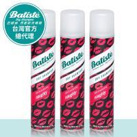 Batiste秀髮乾洗噴劑-愛戀香唇200ml-3入