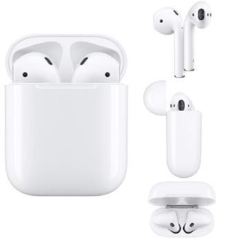 Apple AirPods 二代原廠無線藍芽耳機 MV7N2TA/A - 2019 - 搭配充電盒
