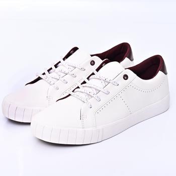 英國KANGOL經典羊皮感精品鞋-獨