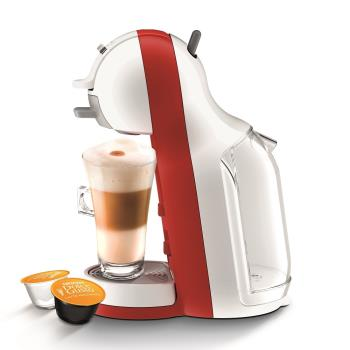 NESCAFE 雀巢咖啡 DOLCE GUSTO 膠囊咖啡機-雲朵白 MiniMe