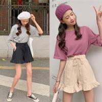 韓國K.W. (預購) 時尚潮流休閒可愛短褲