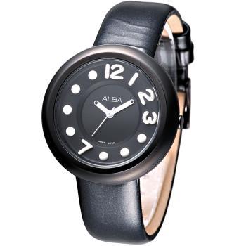 【ALBA】炫采美少女時尚手錶(AH8099X1)