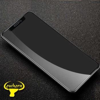 HTC One X10 2.5D曲面滿版 9H防爆鋼化玻璃保護貼 (黑色)