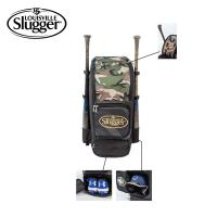 Louisville Slugger LS GAMER BAG IV系列 中型棒壘背包 迷彩綠/黑 LB15382N30