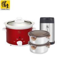 鍋寶 養生燉鍋1.1L-孝親料理組EO-SE118SVP53BVS05Z2