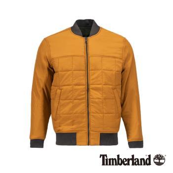 Timberland男款小麥色輕質棉外套A21CFP47