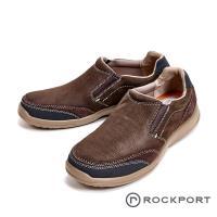 Rockport 城市玩家系列 EVA輕量底休閒 男鞋-兩色(棕)