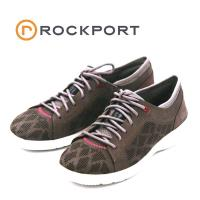 Rockport 網眼透氣運動休閒女鞋-灰