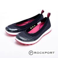 Rockport WALK360系列 針織透氣休閒女鞋-黑