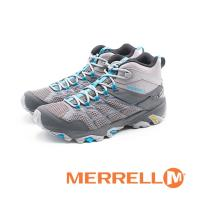 MERRELL (男)MOAB FST 2 MID GORE-TEX®郊山健行鞋 -灰