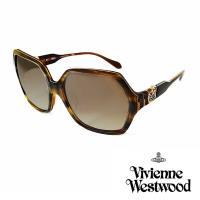 Vivienne Westwood 英國薇薇安魏斯伍德英倫龐克太陽眼鏡 琥珀 VW788E04