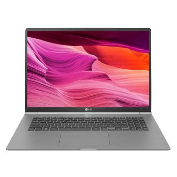 LG 樂金 Gram 17吋八代 Intel i7極緻輕薄筆電 - 銀(17Z990-V.AA75C2)