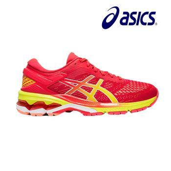 Asics 亞瑟士 GEL-KAYANO 26 SHINE 女慢跑鞋 1012A609-700
