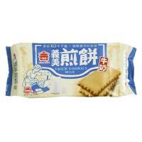 量販  義美煎餅-牛奶115g 3入組