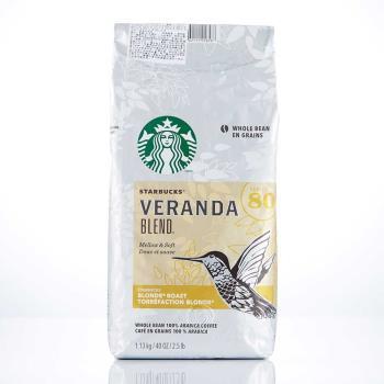 美式賣場  星巴克STARBUCKS 黃金烘培咖啡豆1.13kg