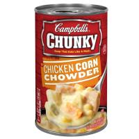 美式賣場Campbells 金寶 雞肉玉米濃湯 533公克