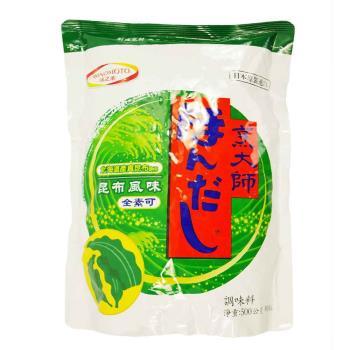 烹大師-昆布風味調味料 袋裝500g