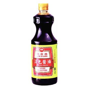 萬家香-淡色醬油1000ml