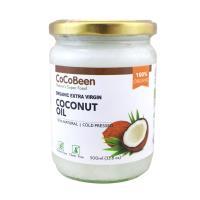 CoCoBeen 有機初榨冷壓椰子油500ml